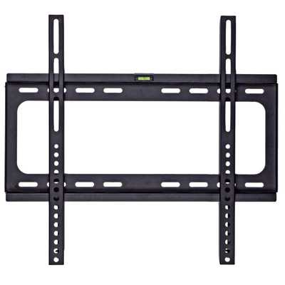 TV Mount for 24 in. to 50 in. Flat Panel TVs, Black - Home Depot