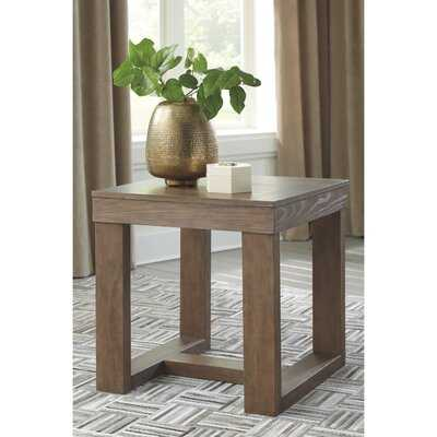 Warman End Table - Wayfair