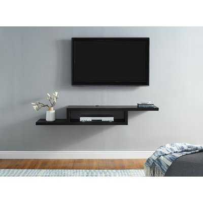 Ascend Wall Mounted TV Stand - Wayfair
