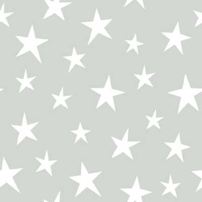 Grey Stardust Peel and Stick Wallpaper - Home Depot