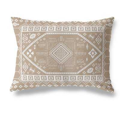 Darden Lumbar Pillow - Wayfair