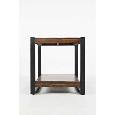 Telfair End Table - Wayfair
