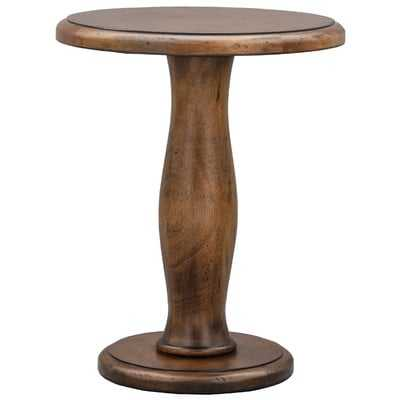 Circular End Table - Wayfair
