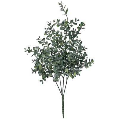 Boxwood Bush Branch (Set of 2) - Wayfair