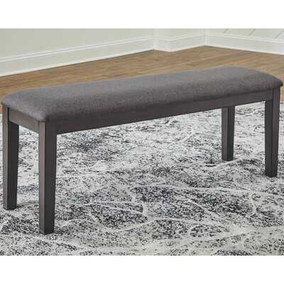 Claughaun Upholstered Bench - Wayfair