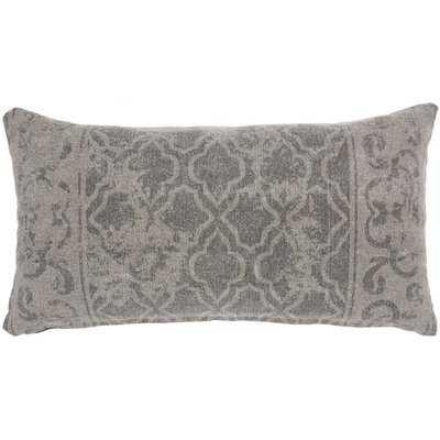 Kalama Cotton Lumbar Pillow - Wayfair
