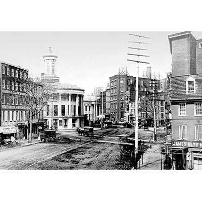 The Walnut Street Theater, Philadelphia, PA #1' Photographic Print - Wayfair