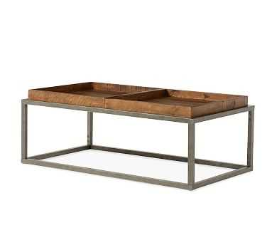 Alegro Tray Coffee Table - Pottery Barn