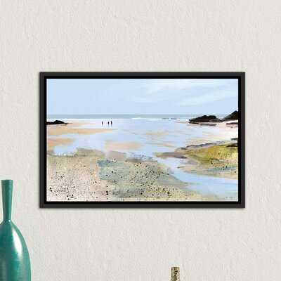 'Sea View' Graphic Art Print on Canvas - Wayfair