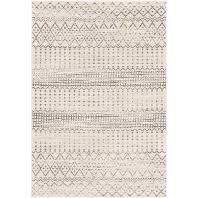 Artistic Weavers Eurydice Ivory 3 ft. 11 in. x 5 ft. 7 in. Moroccan Area Rug - Home Depot