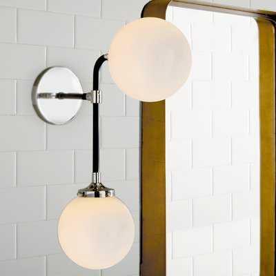 Sam 2-Light Wall Sconce - AllModern