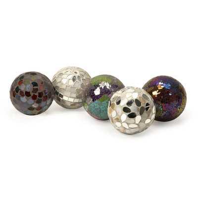 Godmanchester Decorative Ball Sculpture - Wayfair