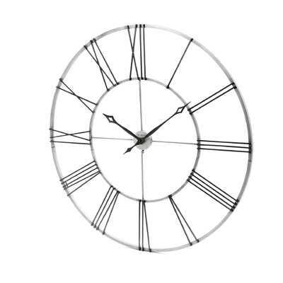 """Oversized 49"""" Stockton Wall Clock - Wayfair"""