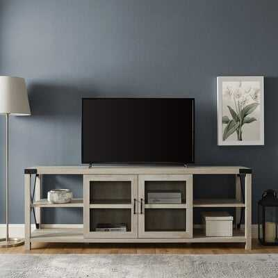 Rowland TV Stand for TVs up to 78 - Wayfair