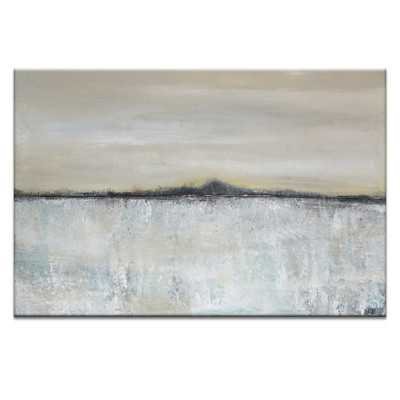 'Landscape' Painting Print on Wrapped Canvas - Wayfair