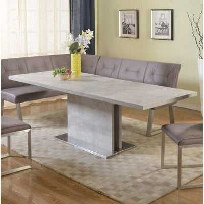 Isabell Extendable Dining Table - Wayfair