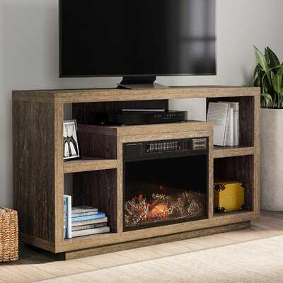 Emmi Electric Fireplace Tv Console - Wayfair