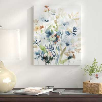 'Holland Spring Mix I' Oil Painting Print on Wrapped Canvas - Wayfair