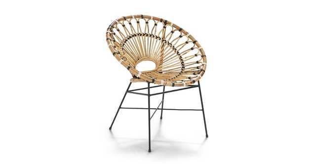 Daisy Lounge Chair - Article