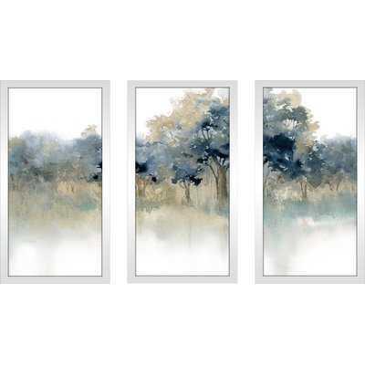 'Waters Edge II' Watercolor Painting Print Multi-Piece Image - Wayfair