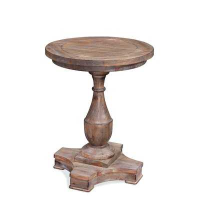 Etchemin Round End Table - Wayfair
