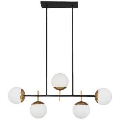 Rosanne 5-Light Sputnik Chandelier - Wayfair