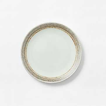 Shiny Ash Celadon Salad Plate, Set of 4 - West Elm