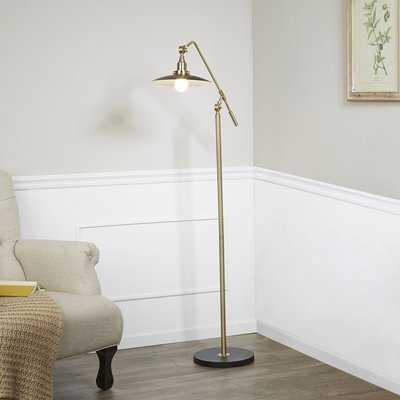 """Margaux 59"""" Floor Lamp - Birch Lane"""