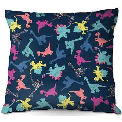 Robichaud Couch Dinosaur Throw Pillow - Wayfair