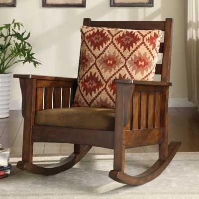 Maxie Rocking Chair - Wayfair