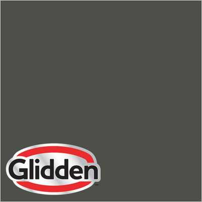 Glidden Premium 8 oz. #HDGCN13D Enchanted Forest Green Satin Interior Paint Sample, Multi - Home Depot