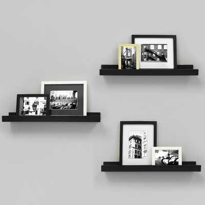 Arlow Floating 3 Piece Wall Shelf Set - Birch Lane
