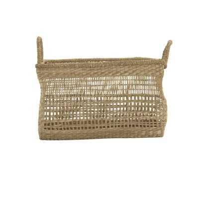 Woven Basket - Wayfair