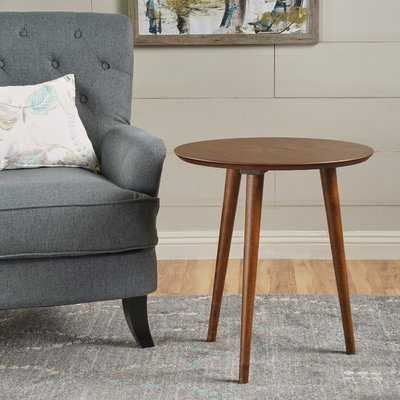Pina Wood End Table - Wayfair