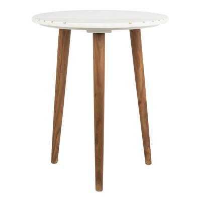 Leatrice 3 Leg End Table - AllModern