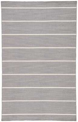 Austyn Rug, 8'x 10', Gray - Cove Goods