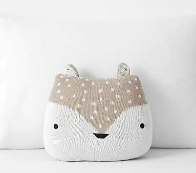 Fox Pillow - Pottery Barn Kids