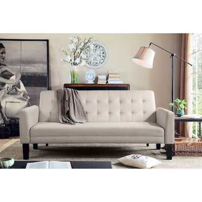 Greg Tufted Sleeper Sofa - Wayfair