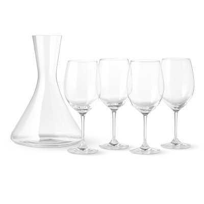 Open Kitchen by Williams Sonoma Decanter and Red Wine Glasses - Williams Sonoma