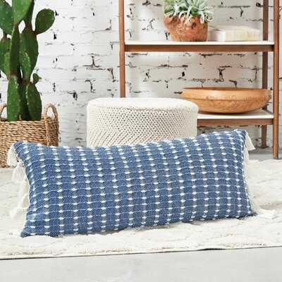 Fager Cotton Lumbar Pillow - Wayfair