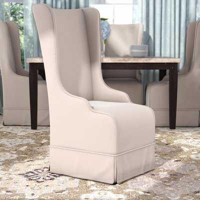 Hainsworth Slipcovered Dining Chair - Wayfair