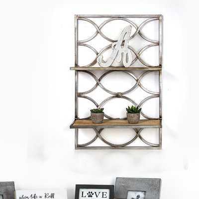 Hanning Wall Shelf - Wayfair
