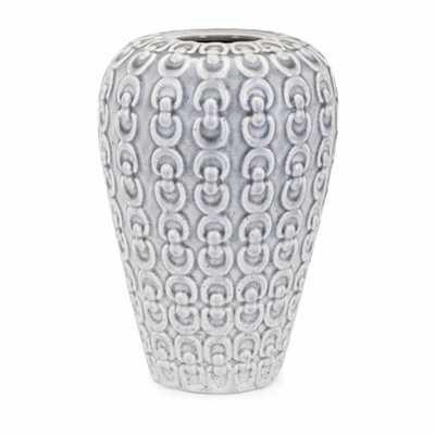 IMAX Gabriel Green Large Vase - Home Depot