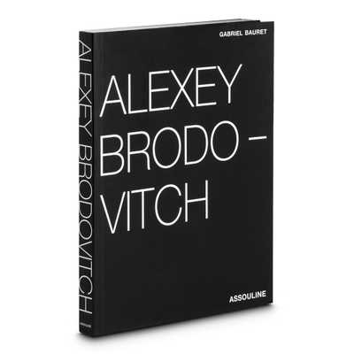 Alexey Brodovitch (Mini) Assouline Hardcover Book - Kathy Kuo Home