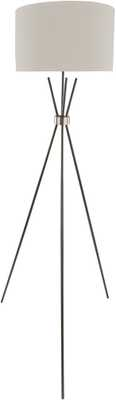 "Nathan - 24""W x 24.00""H Floor Lamp - Neva Home"