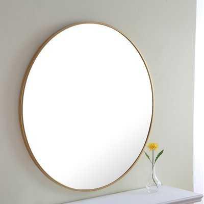 Needville Modern & Contemporary Accent Mirror - AllModern