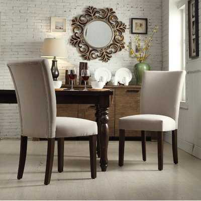 Roper Upholstered Side Chair - Wayfair