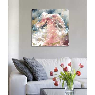 A Galaxy Dream Graphic Art on Wrapped Canvas - Wayfair