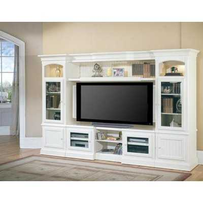Gallo Entertainment Center for TVs up to 77 - Wayfair