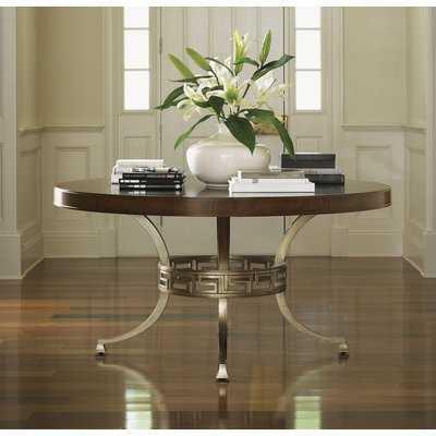 Tower Place Regis Round Dining Table - Wayfair